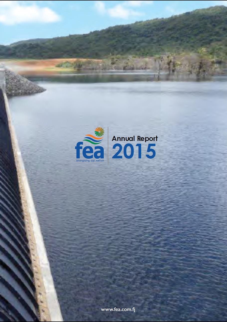 Company Reports Energy Fiji Limited