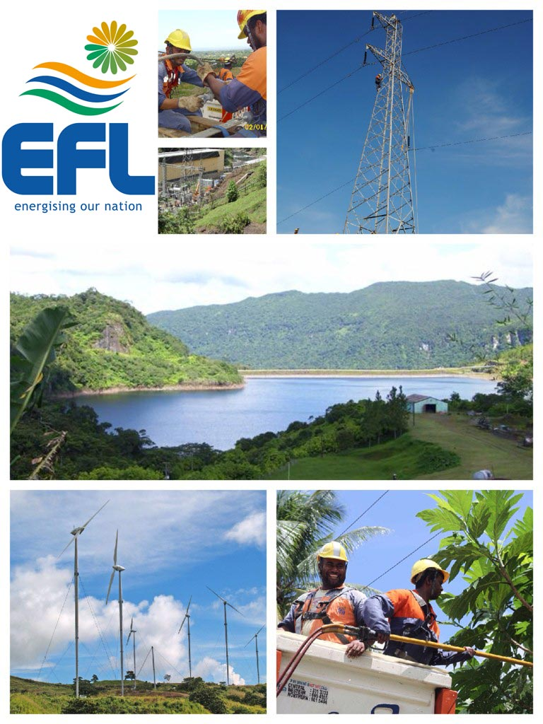 About Us Energy Fiji Limited